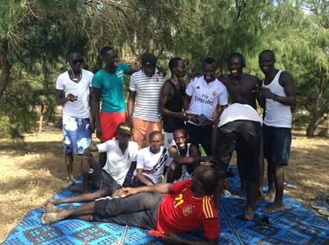 IBA foto Senegal